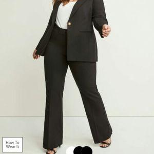 NWT Lane Bryant Allie Boot stretch pants 26